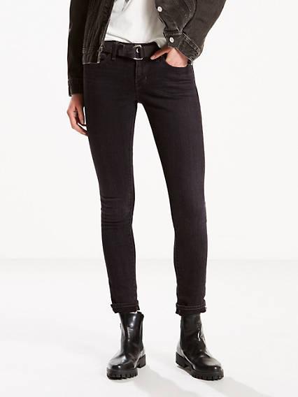 711 Skinny Selvedge Jeans