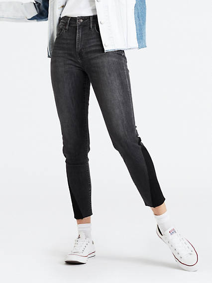 721 High Waisted Ankle Skinny Jeans