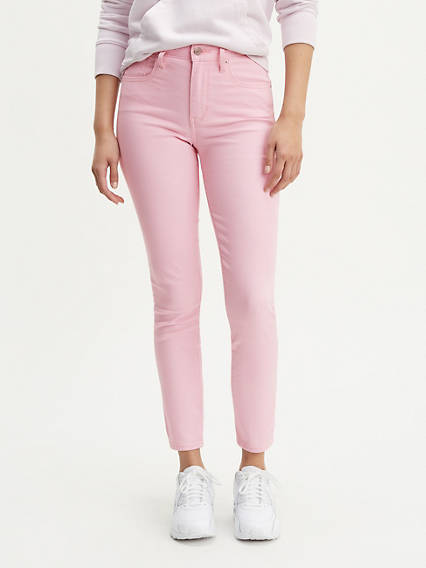 721™ High Waisted Skinny Ankle Jeans