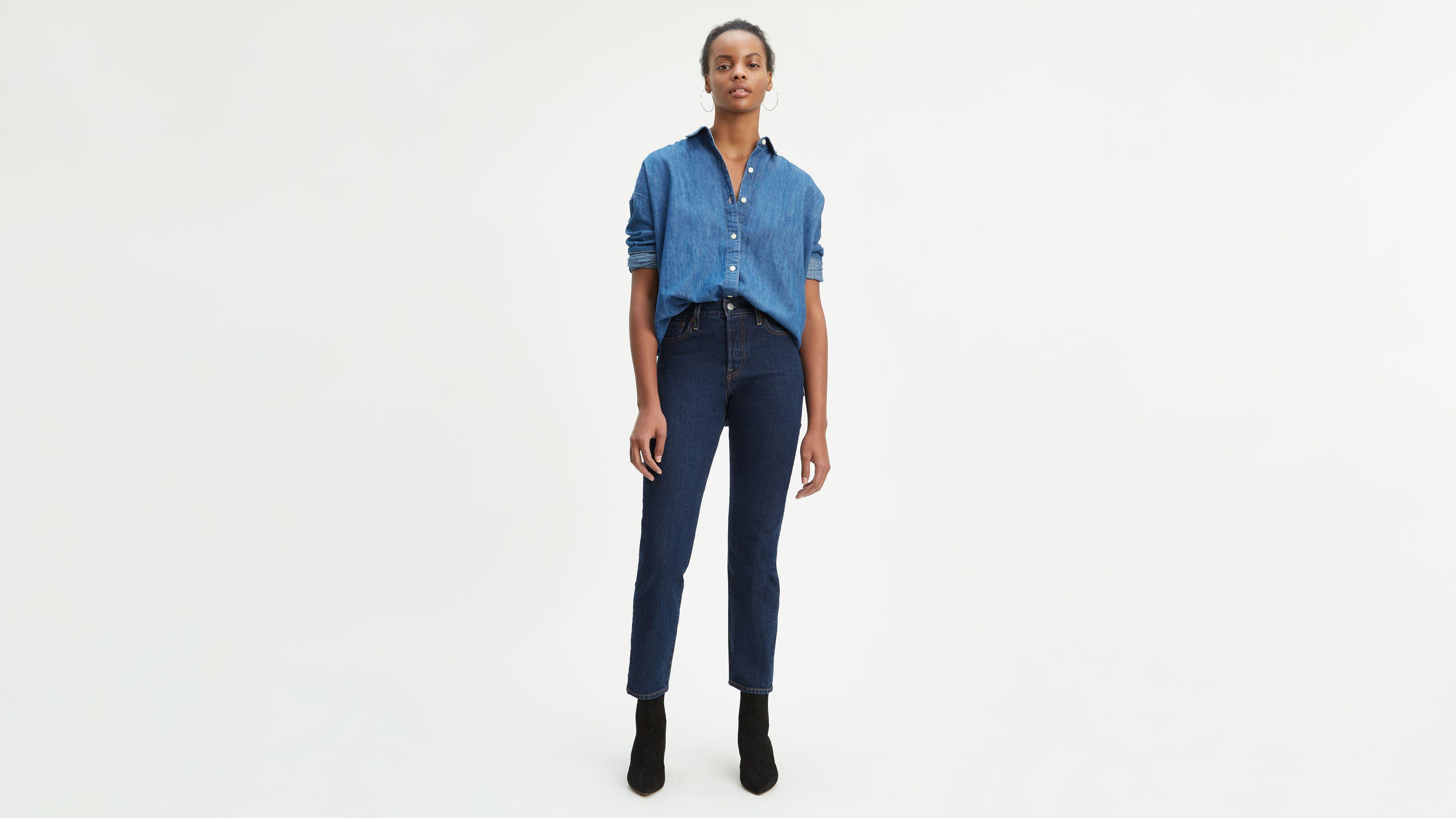 Des Jeans En Vente, Denim, Coton, 2017, 26 Levi's