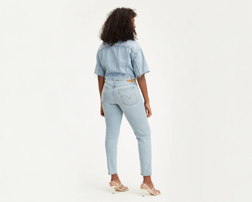 Wedgie Fit Jeans by Levi's