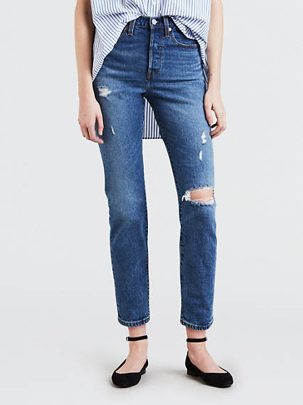 Wedgie Fit Jeans