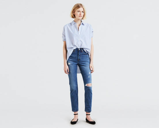 b58455a4c30d6c Mouse over image for a closer look. Wedgie Fit Jeans ...
