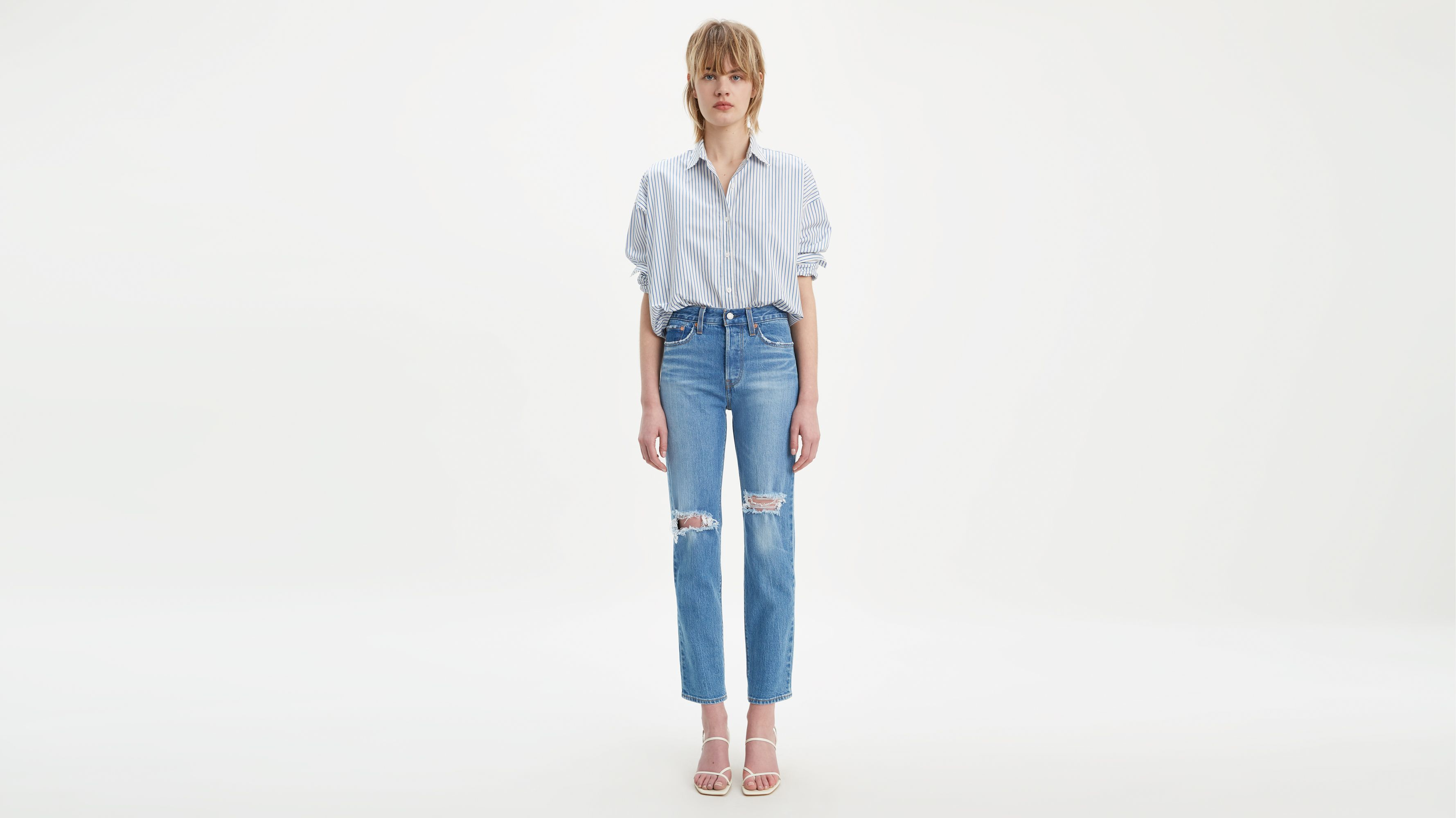 Levi's Wedgie Fit Jeans Shop the Iconic Wedgie Jean