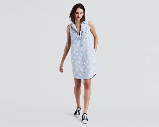 31d750861da095 Mouse over image for a closer look. Sleeveless Western Dress ...