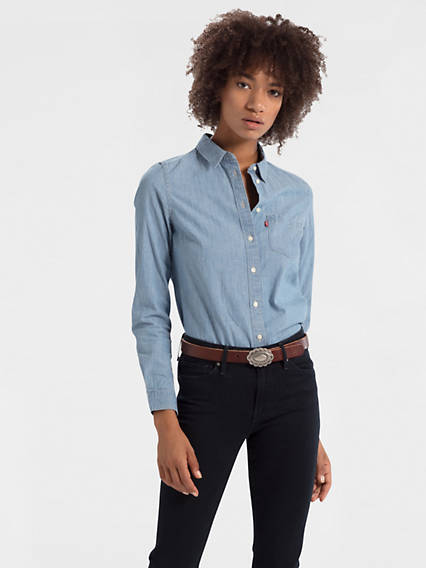 Classic One Pocket Shirt
