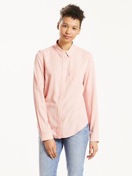 Modern One Pocket Shirt