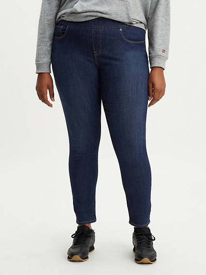 a312752939e Pull On Leggings (Plus Size)