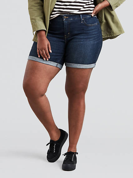 New Shorts (Plus Size)