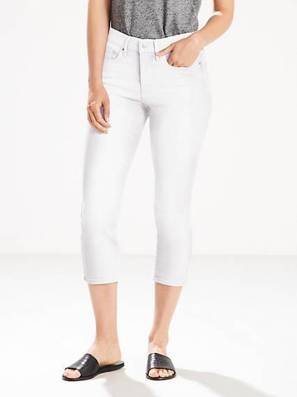 311 Shaping Skinny Capri Jeans