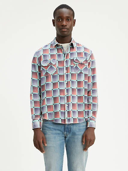 Levi's® Vintage Clothing Shorthorn Shirt