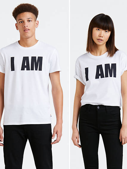 "Pride ""I Am"" Community Tee Shirt"