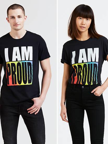 Levi's® Pride Community Graphic Tee Shirt