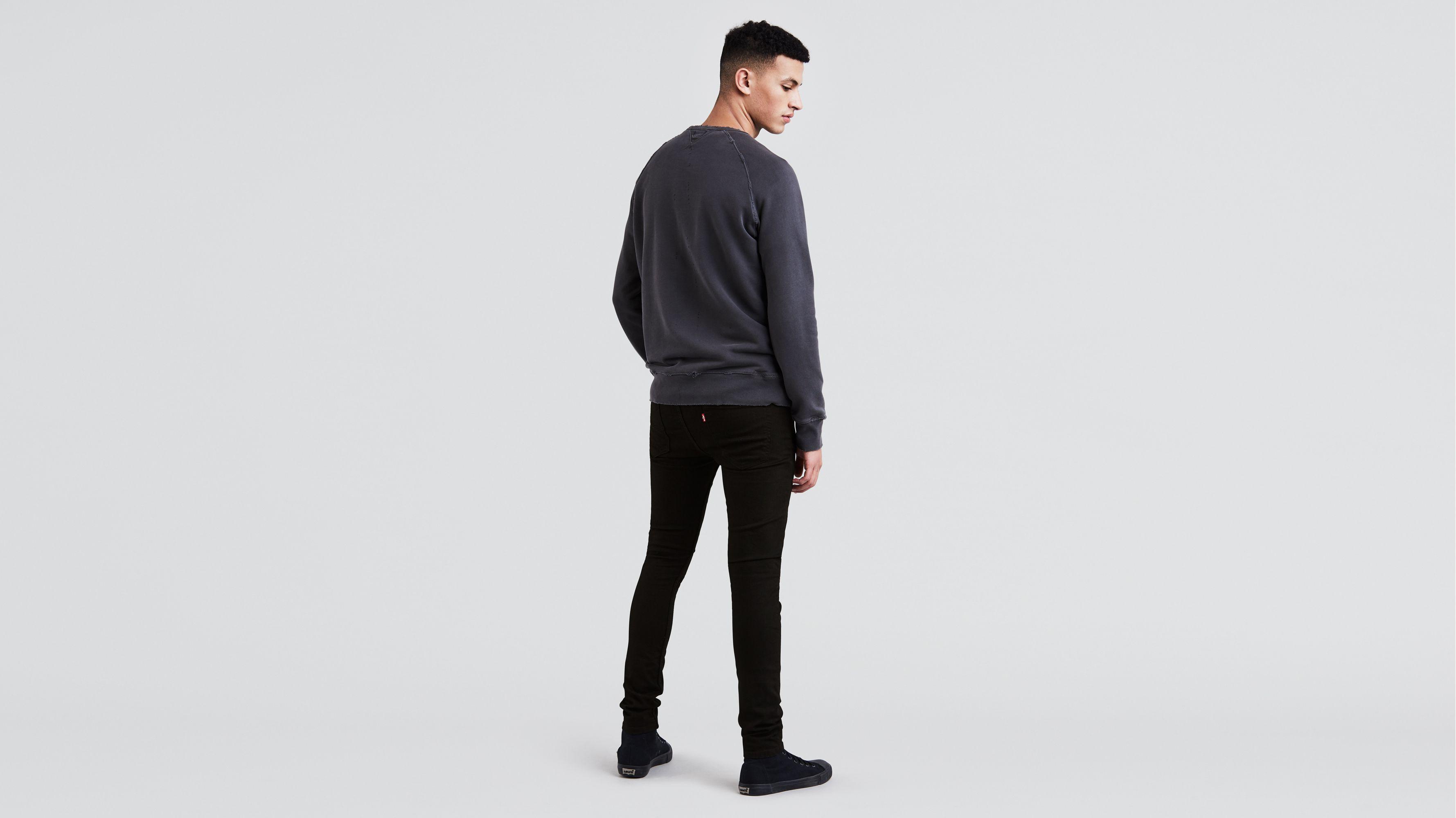 2539ec707 519™ Extreme Skinny Men's Jeans - Black | Levi's® US