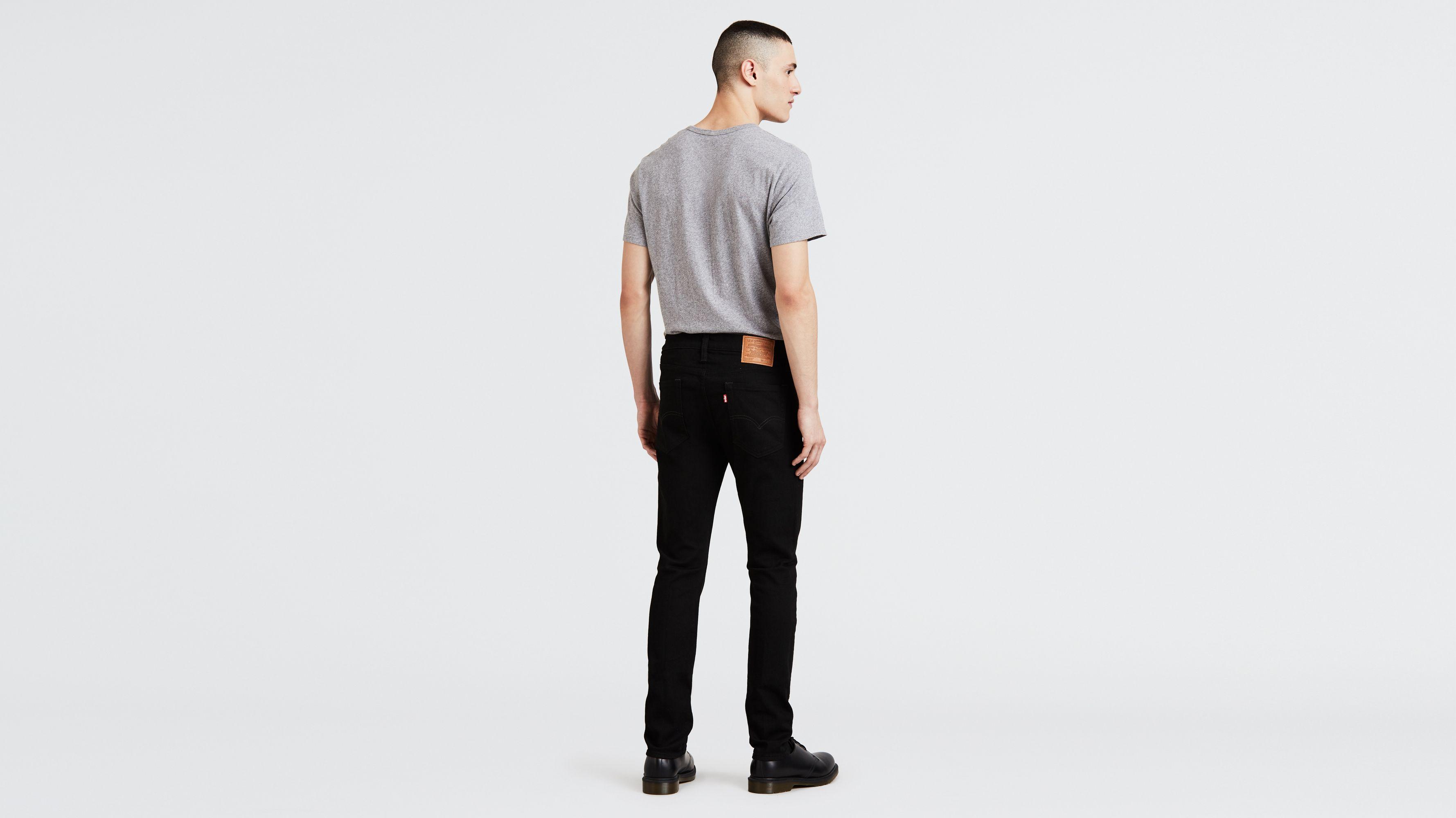 3fa39903 519™ Extreme Skinny Fit Jeans - Advanced Stretch - Black   Levi's® GB