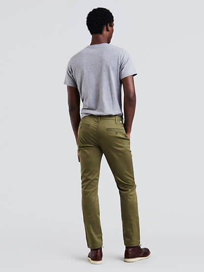 511 Slim Fit Chino Pants Green Levi S Us