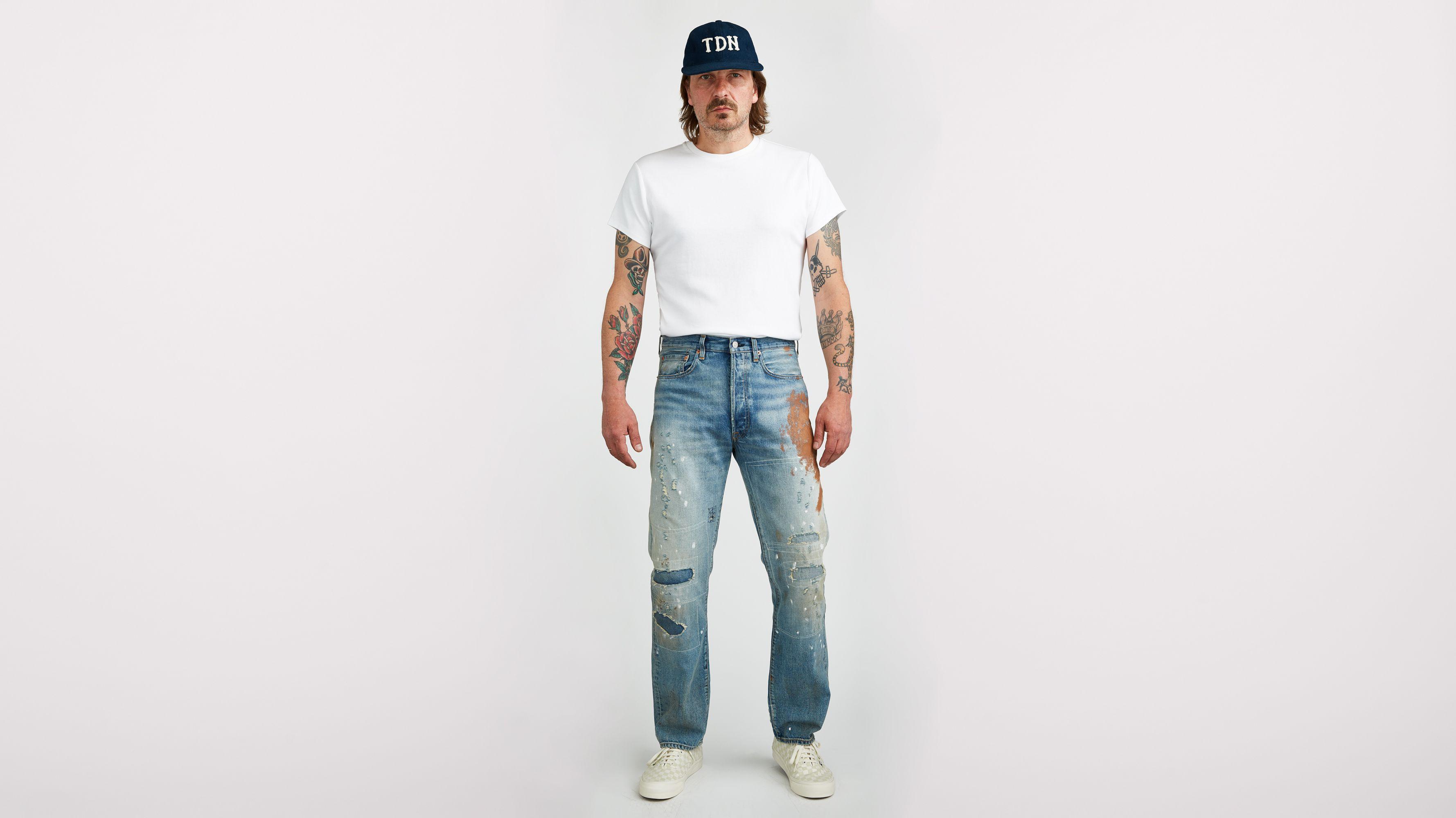 HombreLevi's De Pantalones Pantalones Vaqueros Es N8ymv0nwO