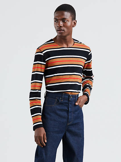 Levi's® Made & Crafted® Long Sleeve Tee