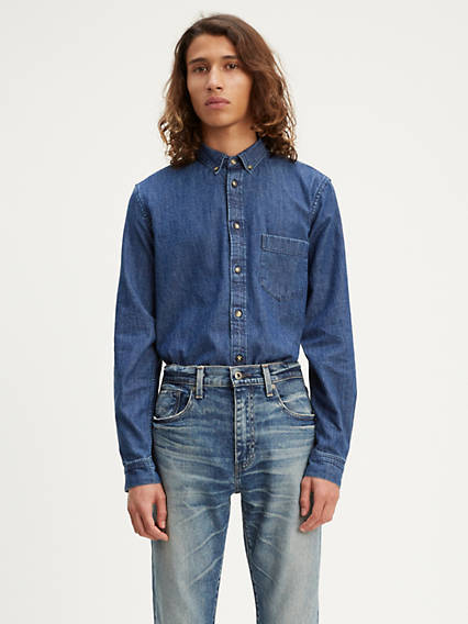 new style 0042f 9f4bf Men's Shirts | Levi's