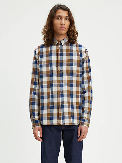 e6472cb55ba Levi's® Made & Crafted® Standard Shirt