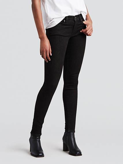 Empire Skinny Jeans