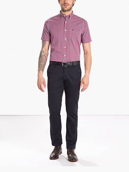 Refined Chino Marina, Slim Tapered Fit - Stretch Twill