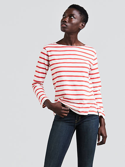 Long Sleeve Sailor Shirt