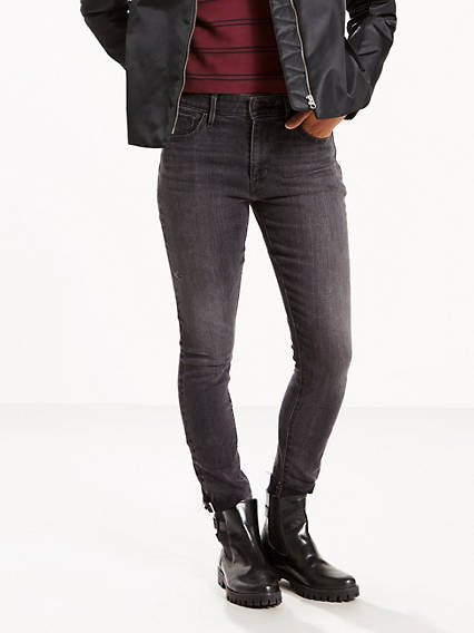 721 High Rise Skinny Selvedge Jeans
