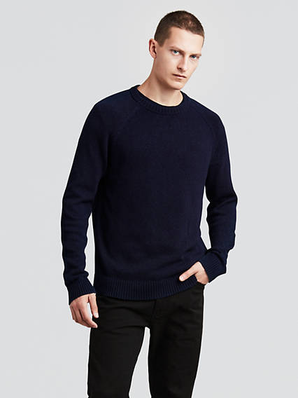 Hayes Crewneck Sweater