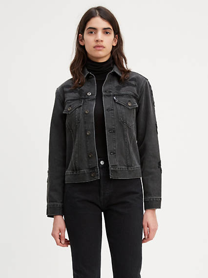 Boyfriend Trucker Jacket