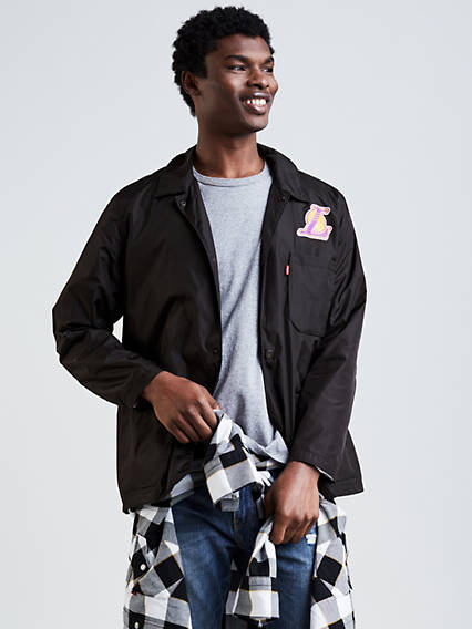Levi's® NBA Club Coat