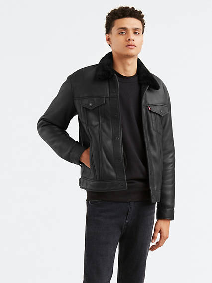 The Shearling Trucker Jacket