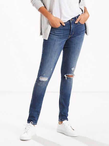 Slimming Skinny Fit Jeans
