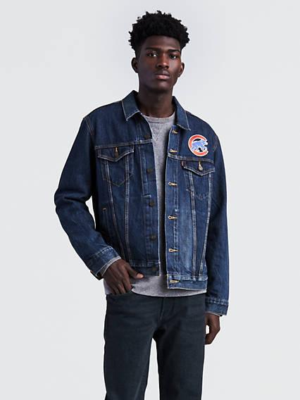 Levi's® MLB Denim Trucker Jacket