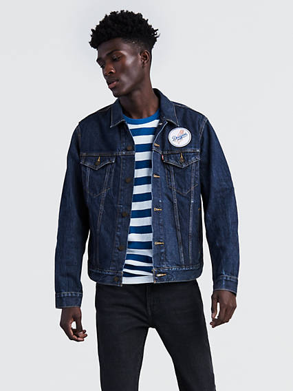 Levi's® MLB Denim Trucker Jacket