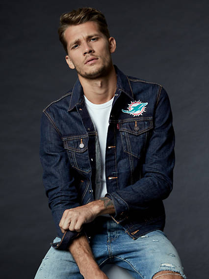 Levi's® NFL Denim Trucker Jacket