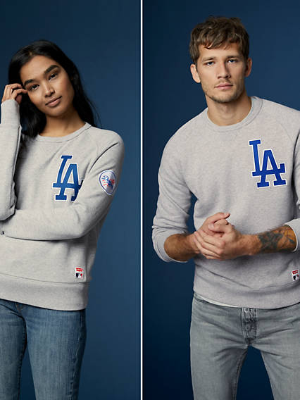 Levi's� MLB Crewneck Sweatshirt