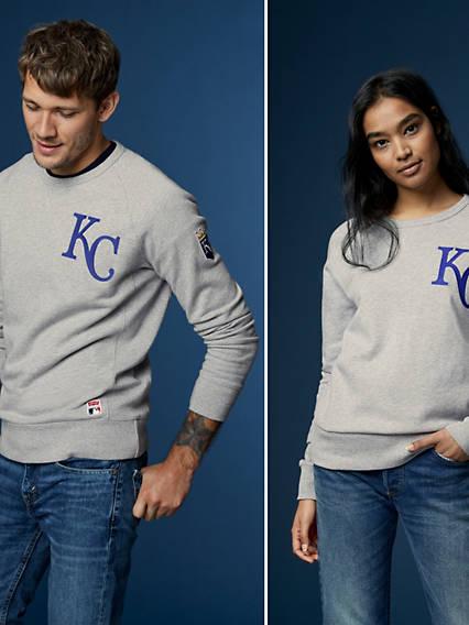 Levi's® MLB Crewneck Sweatshirt