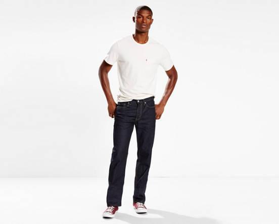 c8a598b7daa82 514™ Straight Fit Stretch Jeans (big   Tall) - Dark Wash