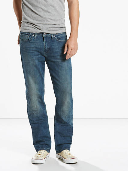 514™ Straight Fit Stretch Jeans (Big & Tall)