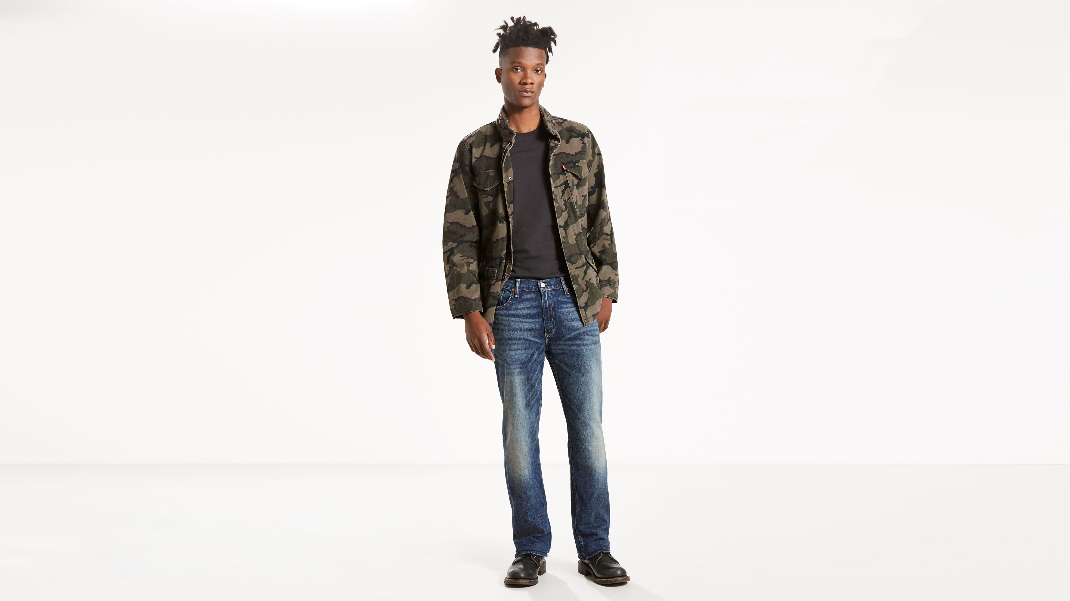 Levi's 514? Straight Fit Jeans (Big & Tall) yuAwNR