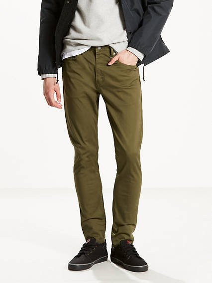 512™ Slim Taper Fit Stretch Twill 5-Pocket Pant