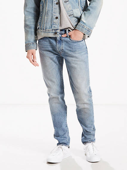 512 Slim Taper Fit Stretch Jeans