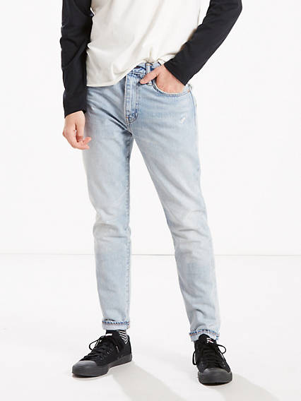 512™ Slim Taper Fit Selvedge Jeans