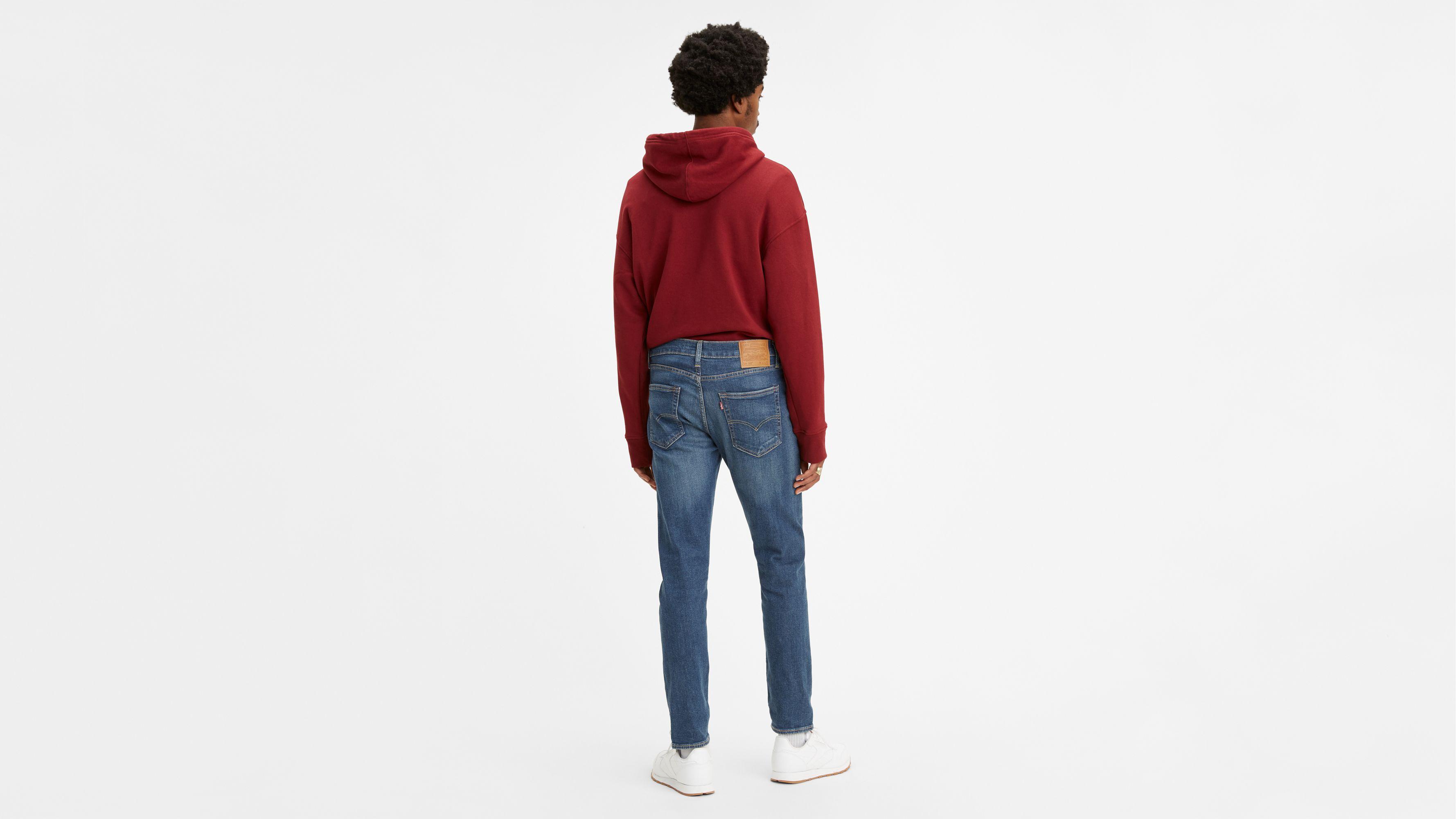65f1ce462fb 512™ Slim Taper Fit Jeans - Advanced Stretch - Black   Levi's® GB