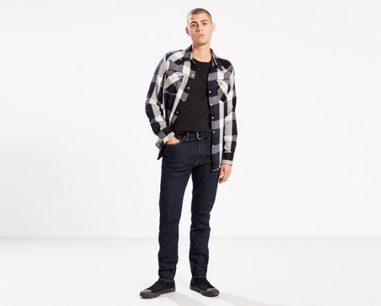 4fab94ed0d7 512™ Slim Taper Fit Jeans - Azul | Levi's® ES