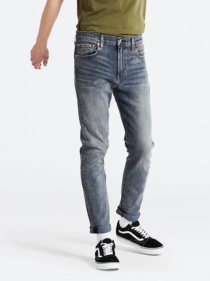 512 Slim Taper Fit Jeans
