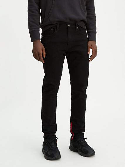 512™ Slim Taper Fit Selvedge Stretch Jeans