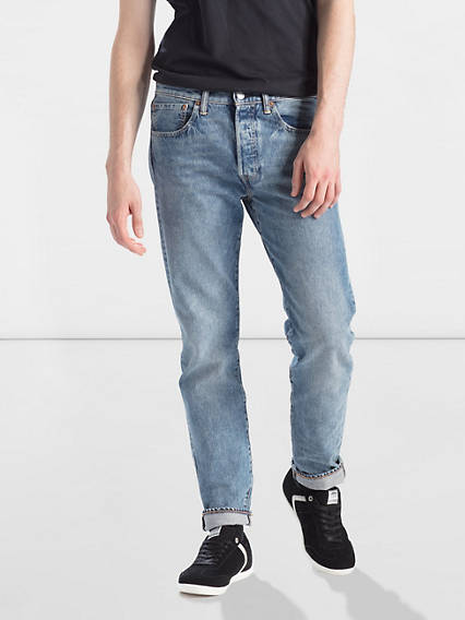 501® Taper Fit Warp Stretch Jeans