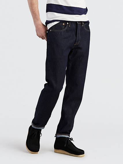 501® Taper Fit Limited Ediction Selvedge Jeans